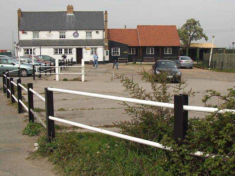 The Worlds End pub,Tilbury.