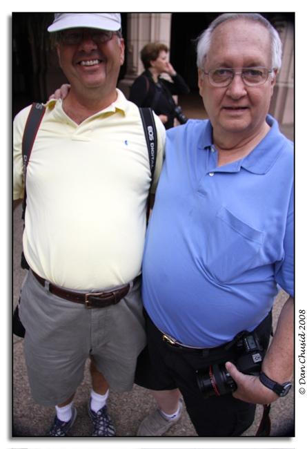 Herbert Knufken & Robin Reid