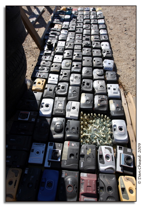 Cameras Of Yesteryear