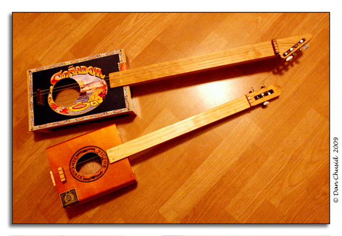 Cigarbox Guitars