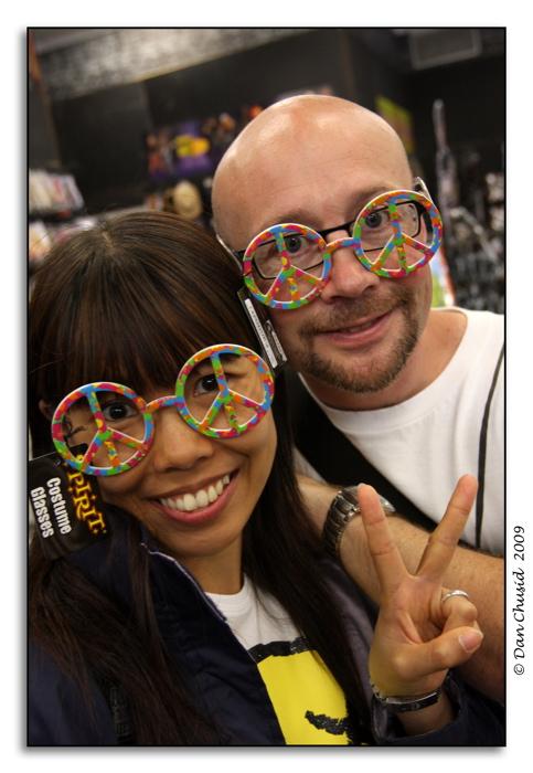 Peace Glasses