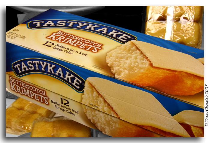 Butterscotch Krimpets