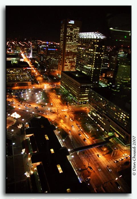 World Trade Center View - Night
