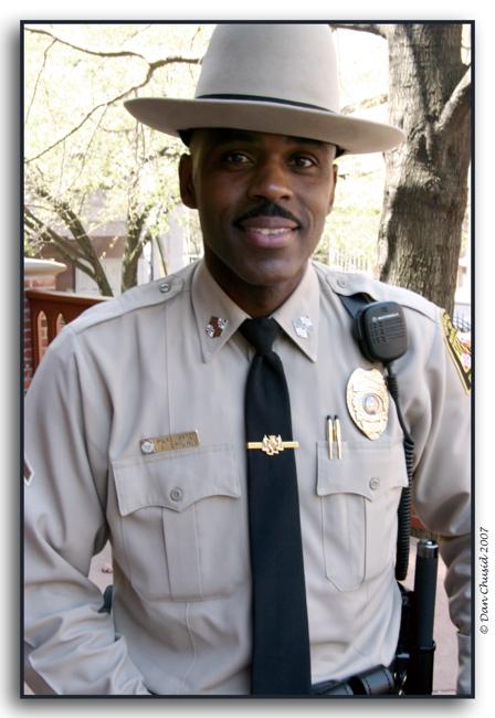 Baltimore Policeman