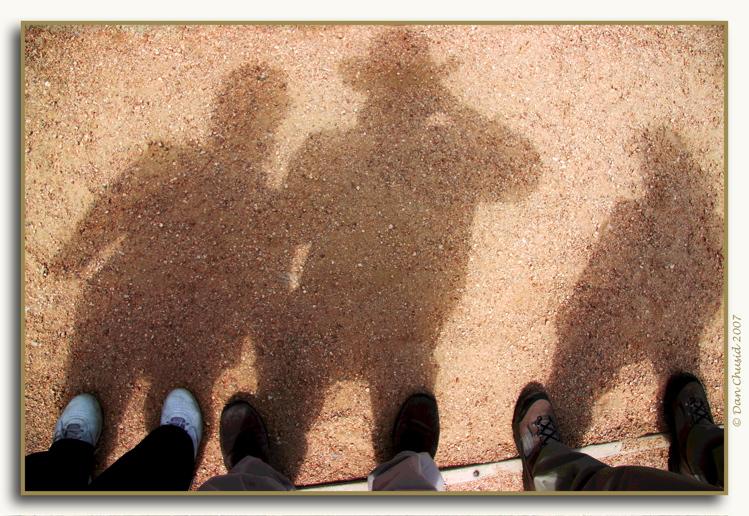Gravel Shadows