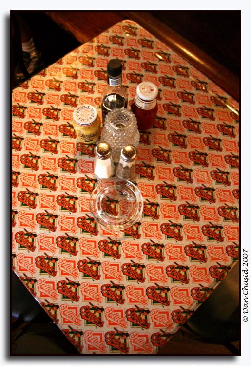 Baltimore Tablecloth