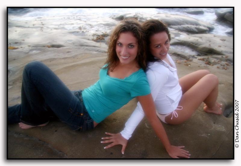 Alexandra And Nicole
