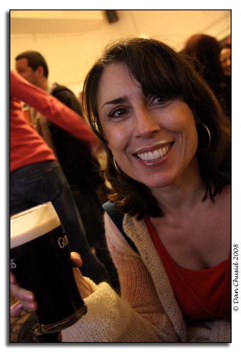 Guinness Smile