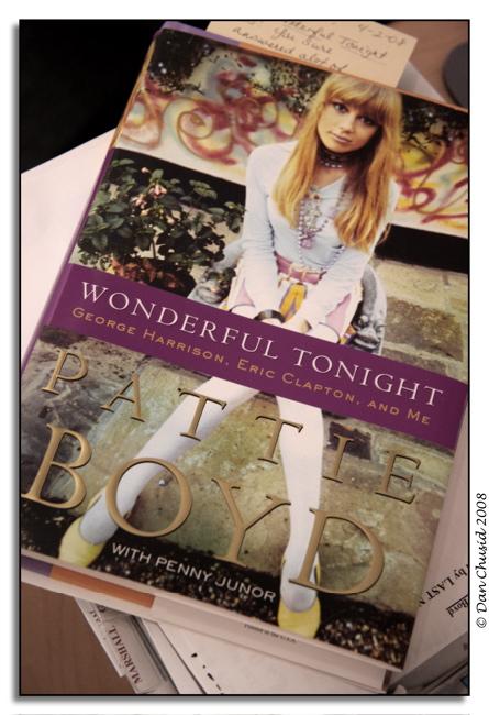 Wonderful Tonight - Patties Book