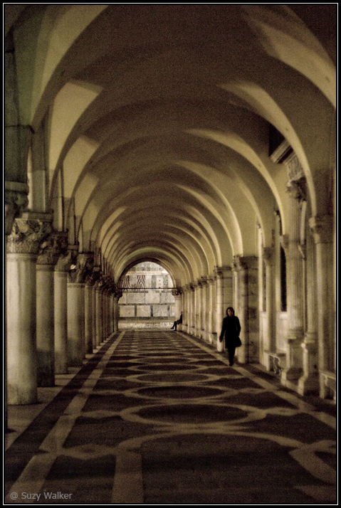 Under Palazzo Ducale