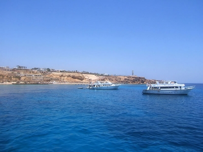 Other dive boats, Sharm 2005