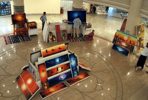 Sharm Mall, 2006