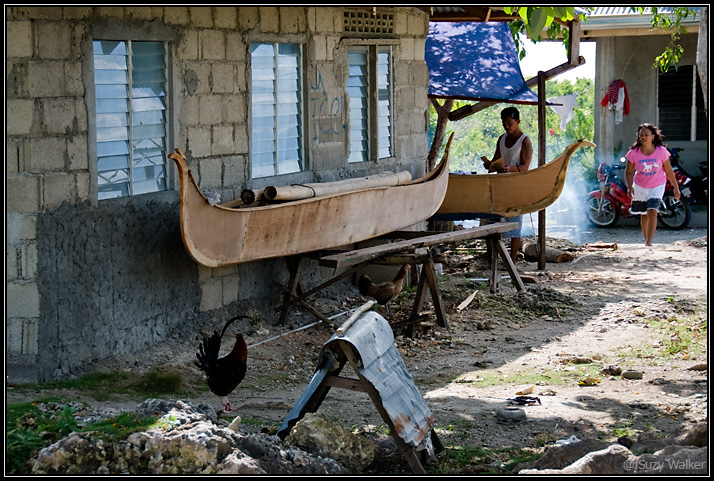 Boat maker