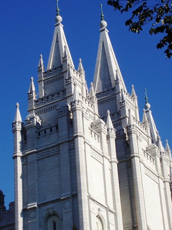 Salt Lake, LDS Temple