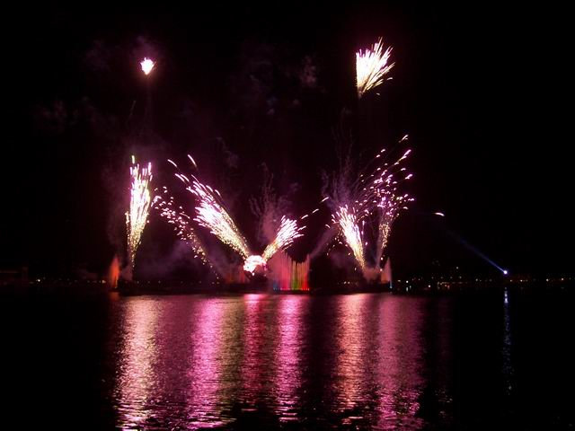 Epcot fireworks