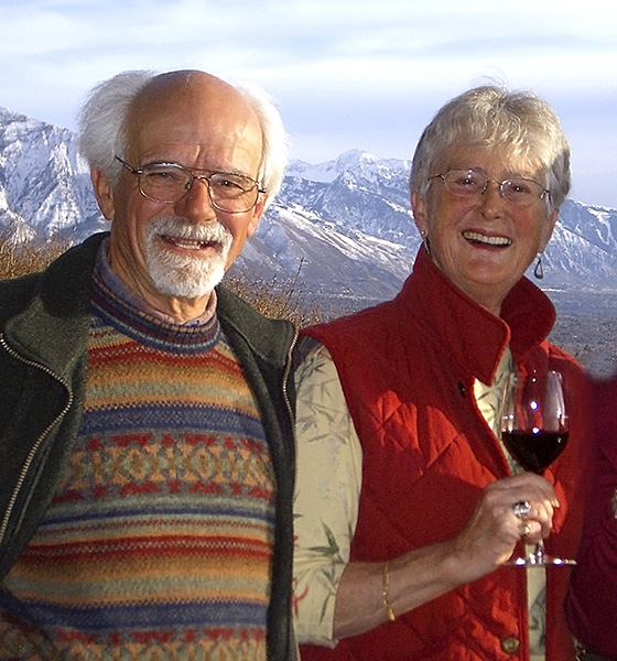06-03 Franz and Renate in Salt Lake City. Photo by Fritz Luty .jpg