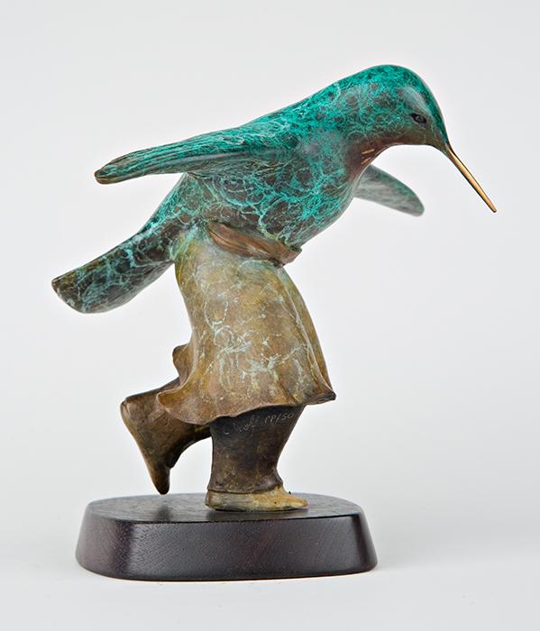 08-07 Liz Wolf - Standing Hummingbird.JPG