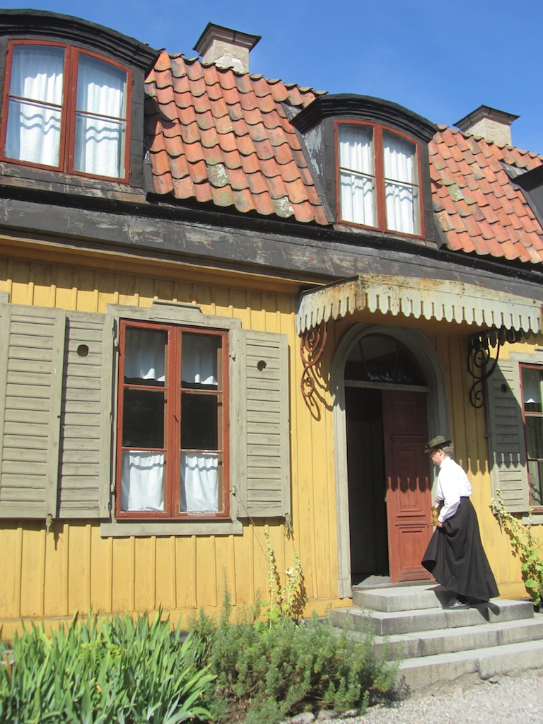 the creator of Skansen lived here until 1901