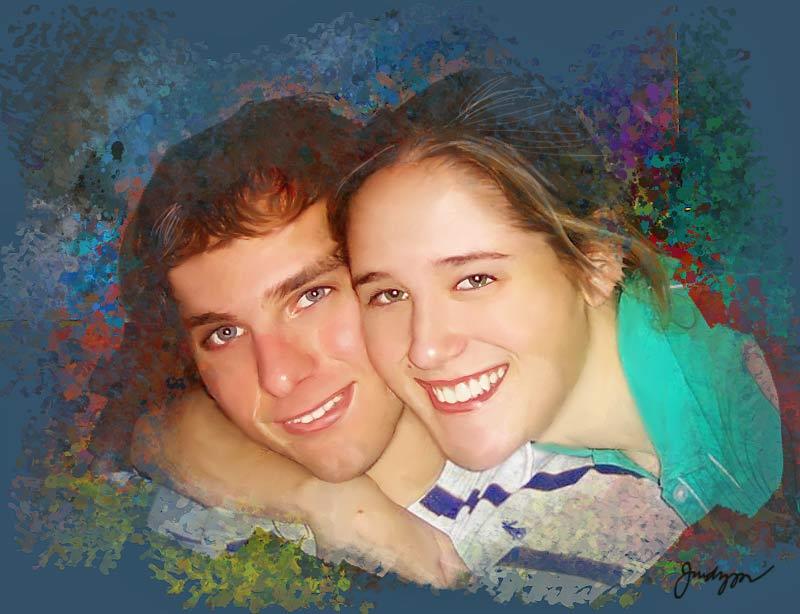 Katy and Justin