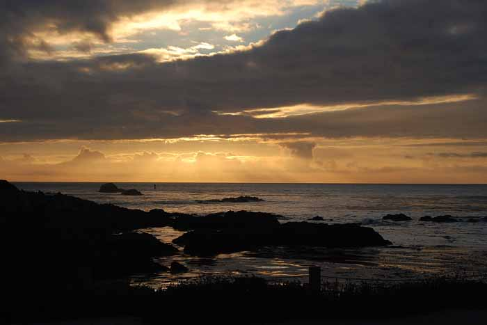 The Monterey Bay Coast