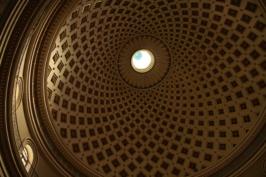 The Rotunda of St Marija Assunta