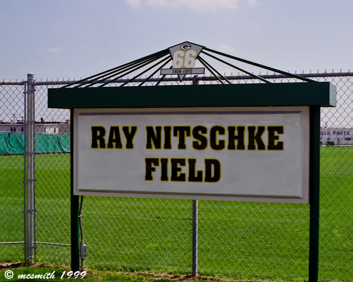 Ray Nitschke Field
