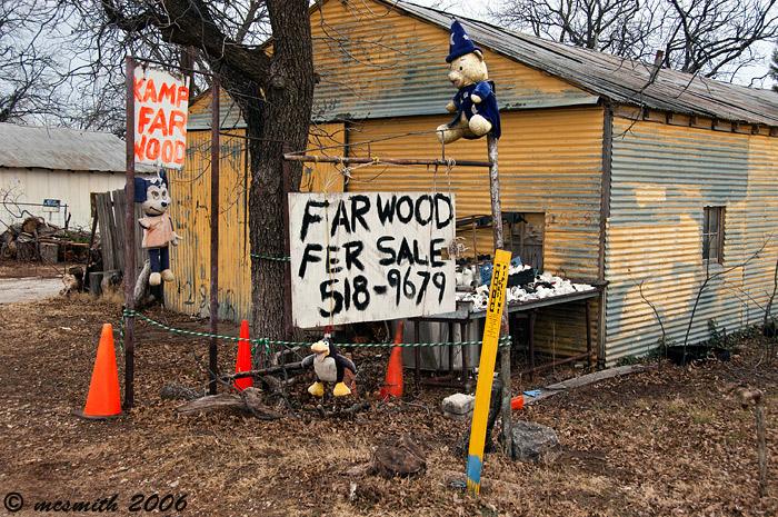 Far Wood Fer Sale