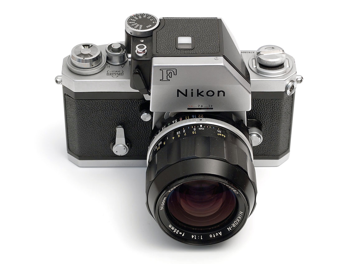 Nikon F Photomic Tn