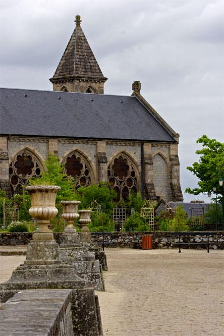 Le jardin de lévêché