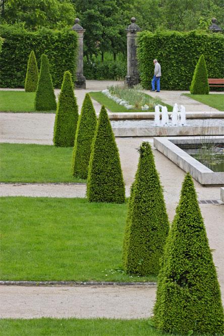 Le jardin à thèmes écologiques