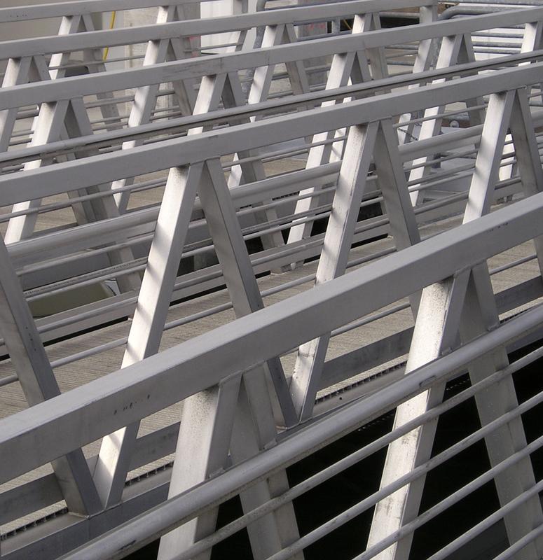 railings too