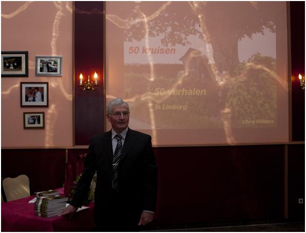 Presentatie nieuw boekje over Limburgse veldkruisjes