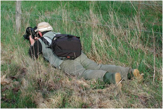 Na de drukte van de foto-expo weer heerlijk struinen door de natuur