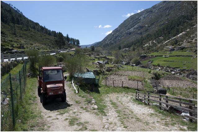 Het Zêzeredal - Vale Glaciário do Zêzere