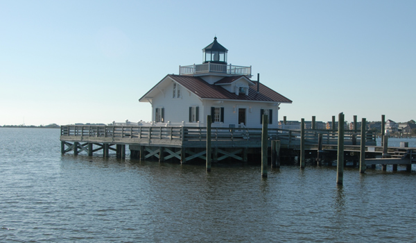 Roanoke Marshes Lighthouse ,NC