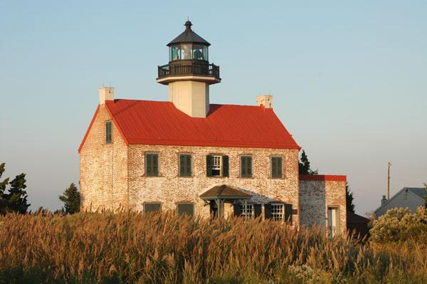East Point Light House, NJ 1849
