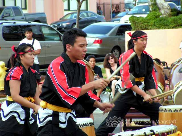 2007 Bon Odori Festival San Diego