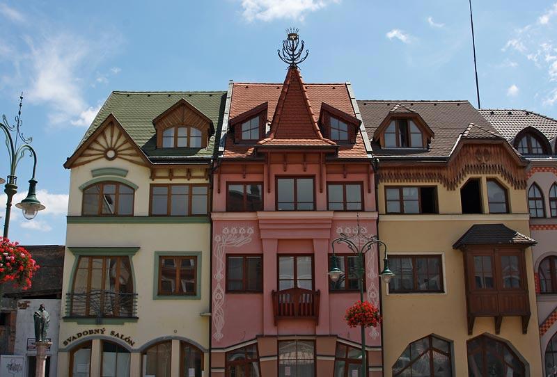 Slovakia,Hungary,Austria (from left)