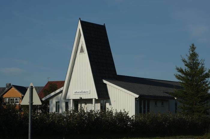 Bodø,Advent-Church,Norway