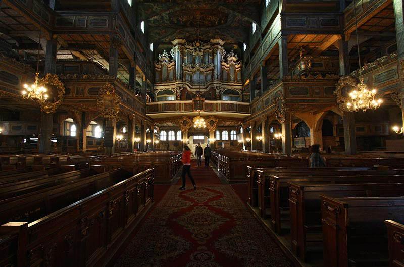 Church of Peace,Swidnica