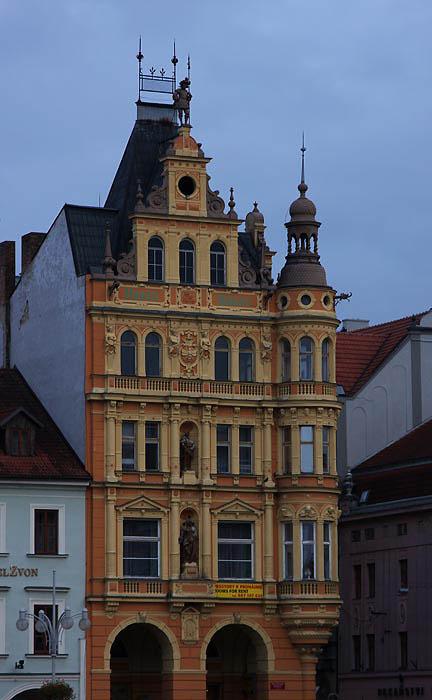 Budejovice(Budweis)