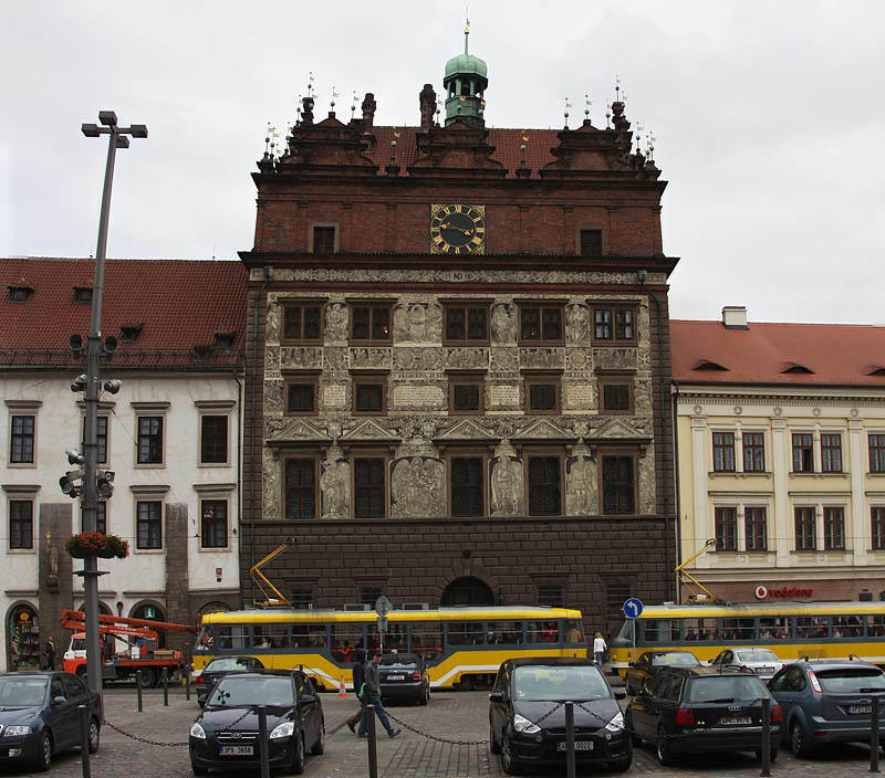 cityhall in Pilsen