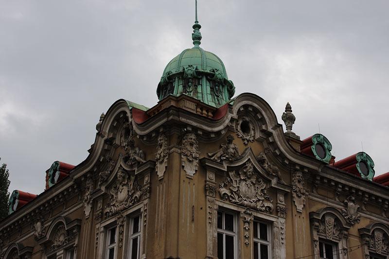 architecture in Bielsko Biala