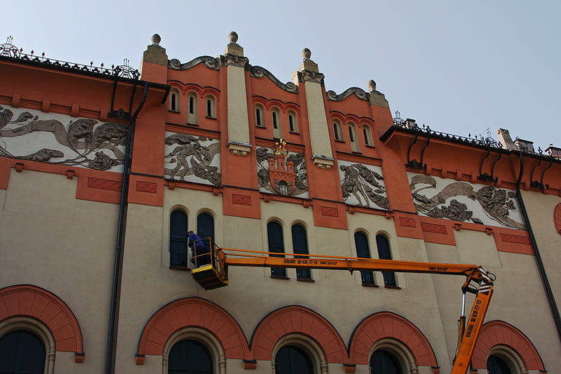 Academy of Music,Krakov