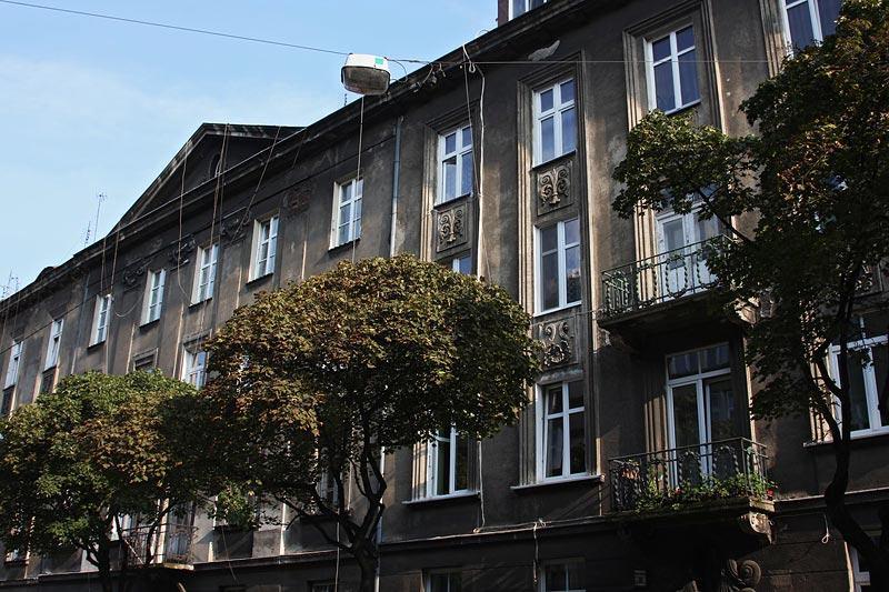 Ujejskiego Street