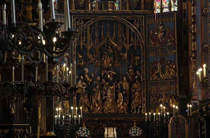 St. Marys Basilica,Veit Stoss