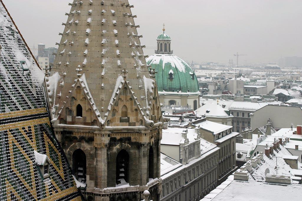 Heiden tower,Vienna