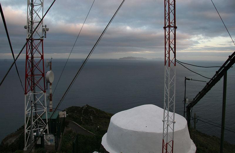 On Pico de Facho