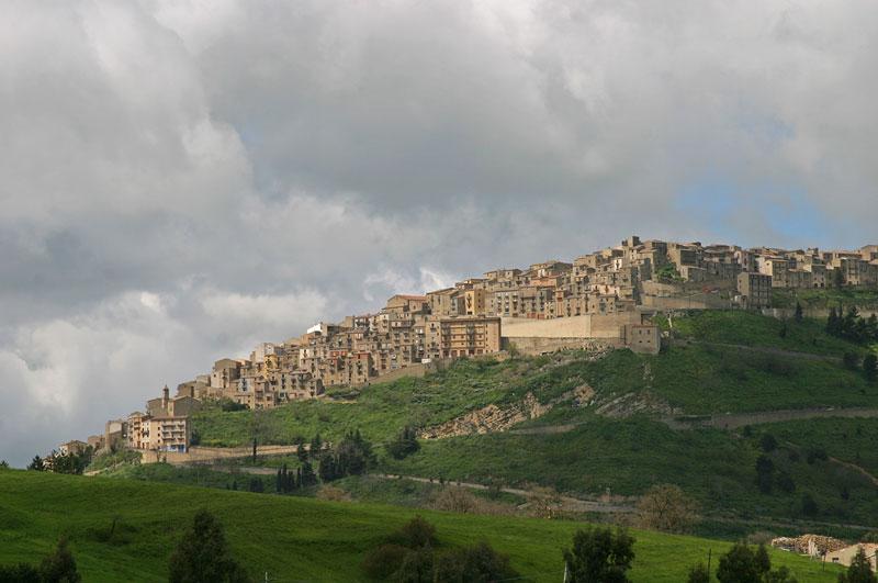 Gangi,Sicily