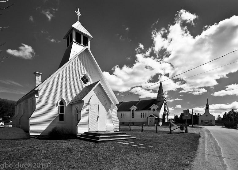 Les trois Églises_Three Churches